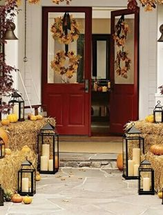 Beautiful entryway.