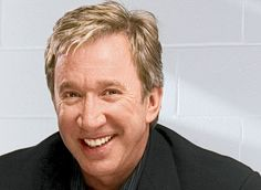 Tim Allen You know him from: Home Improvement, The Santa Claus movies and as Buzz Lightyear in the Toy Story movies. Allen was born in Denver but moved to Birmingham, MI, when he was 13 and has been a big champion for Detroit ever since. Tv Actors, Actors & Actresses, Famous Left Handed People, Famous People, Santa Claus Movie, Patricia Richardson, Celebrity Smiles, Jonathan Taylor Thomas, Laugh Factory