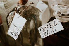 Lush floral elopement on the meadow Pinewood Weddings Industrial Wedding, Lush, Real Weddings, Wedding Decorations, Perfume Bottles, Place Card Holders, Calligraphy, Floral, Lettering