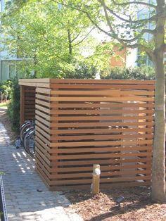 Image result for modern outdoor bike storage shed Bike Storage, Shed Storage, Outdoor Storage, Teds Woodworking, Woodworking Projects, Woodworking Videos, Woodworking Techniques, Woodworking Furniture, Wood Furniture