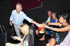 Hey #BillMurray... pass us some popcorn, please.