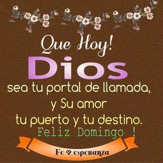 Porque el Amor de Dios es como un Puerto , Donde nuestras almas pueden encontrar reposo de la lucha y las tensiones de la Vida !