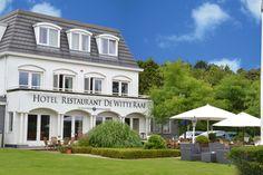 """Hotel Restaurant """"De Witte Raaf""""."""