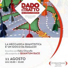 Città SantAngelo La  Meccanica  Quantistica è un gioco da ragazzi!