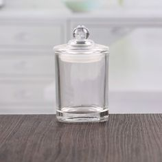 China transparent small glass jar with dome lid suppliers,China transparent small glass jar with dome lid suppliers,10 years of experience in the allocation of gift glassware, buy China best cut glass whisky tumblers at www.glassware-suppliers.com glasses