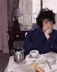 Bob Dylan breakfast