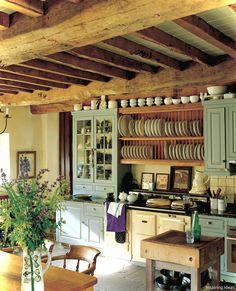 Cucine shabby chic 30 idee per arredare casa in stile for La maison de rose arredamento shabby chic country provenzale roma