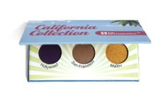 California Collection Eyeshadow Sample by BH Cosmetics-Only swatched the colors once, otherwise it's in perfect condition!