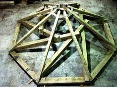 Bildergebnis für reciprocal roof