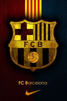 FC Barcelona Crest. #soccer #barcelona #laliga http://www.pinterest.com/TheHitman14/sports-usa-world/