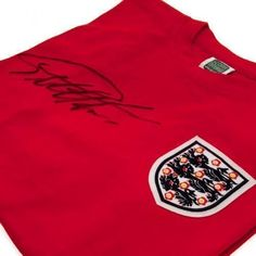 a9257ec72 England F A - England F A 1966 replica shirt - hand signed on the front by  Sir Geoff Hurst - photographic certificate of authenticity - official
