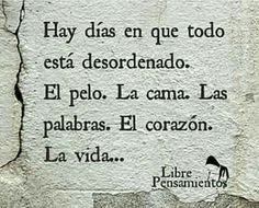 La vida... Words Quotes, Wise Words, Sayings, Best Quotes, Love Quotes, Inspirational Quotes, More Than Words, Spanish Quotes, Beautiful Words