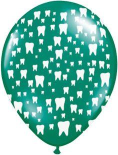 Tooth All Around Balloon