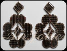 Bardot Collection Mod.Four Leaf - Pattern
