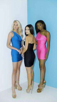 Long Sleeve Homecoming Dresses, Sherri Hill Homecoming Dresses, Hoco Dresses, Bright Pink, Pageant, Curves, Party Dress, Bodycon Dress, Costa