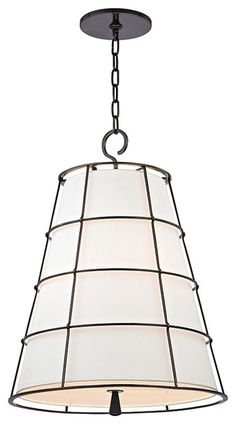 Hudson Valley Savona pendant light.