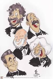 Image result for les luthiers dibujos