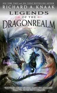 Experience New York Times bestselling author Richard A. Knaak's classic Dragonrealm series in this exciting omnibus—three unforgettable tales, plus an original bonus novella in print for the first time ever!SHADOW STEEDBetrothed to the disfigured King Melicard of Talak, Princess Erini begins to fear her burgeoning magical powers. She soon discovers that an obsessive vendetta has led the king to cast a sinister spell that conjures the shadow creature Darkhorse . . . more on boikeno.com