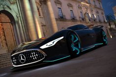 mercedes benz amg vision gran turismo - Google Search