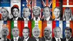 Gli Arcani Supremi (Vox clamantis in deserto - Gothian): I leader dei partiti identitari contro l'Oligarchi...