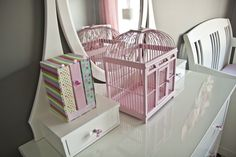 All Things Pink and Girly (Finally!) « Project Nursery
