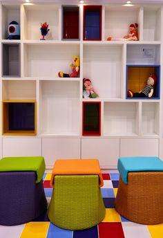 Ambientes - Tecnogres Bookcase, Shelves, Home Decor, Environment, Shelving, Decoration Home, Room Decor, Book Shelves