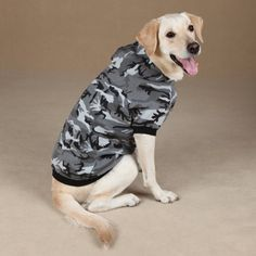 Casual Canine Cotton Camo Dog Hoodie, Large, Pink - http://www.thepuppy.org/casual-canine-cotton-camo-dog-hoodie-large-pink/