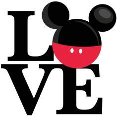 Love Mouse Boy Title SVG scrapbook cut file cute clipart files for silhouette cricut pazzles free svgs free svg cuts cute cut files