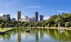 Com imagens inéditas, livro lançado nesta terça conta a história da cidade - Jornal O Globo