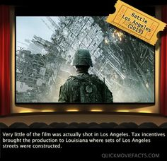 Battle Los Angles - 10 Interesting Movie Facts You Probably Don't Know About