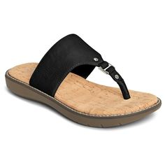 Women's A2 by Aerosoles Cool Cat Slide Sandals - Black 9W
