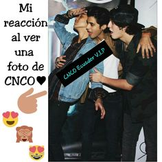 Read Foto from the story CNCO MEMES© by Annstylxs (ᕢᘗᘗ) with reads. Memes Cnco, Top Memes, I Love Him, Love You, My Love, Amazing Pics, I Am Awesome, Cnco Richard, Find Picture