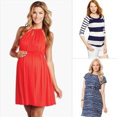 8 Patriotic Fourth of July Looks For Moms-to-Be
