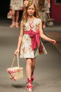 nias y nios de moda la ormiga vestidos para ninas moda primavera verano