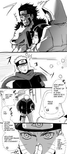 Naruhina: A 3X Naruto Embrace Pg5 by bluedragonfan