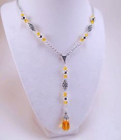 Check out this item in my Etsy shop https://www.etsy.com/listing/463464913/topaz-silver-necklace-topaz-y-necklace