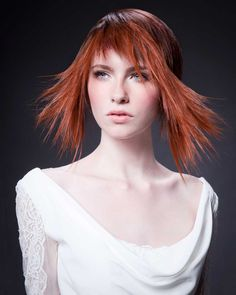 www.esteticamagazine.com | Hair: Yesmin O'Brien for Sean Hanna Make up: Irena Rogers Styling: Bernard Connolly Photographer: Sean Hanna Products: L'Oréal Professionnel