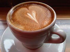 Cappuccino @ Abraço, East Village - Alphabet City NYC