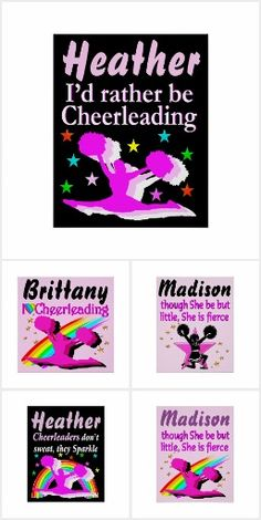 CHEERLEADING POSTERS Brighten up every Cheerleader's room with these beautiful Cheerleading Posters. http://www.zazzle.com/collections/cheerleading_posters-119217545949556846?rf=238246180177746410 #Cheerleading #Cheerleader #Cheerleadergift #Lovecheerleading #Cheerleadingposter #PersonalizedCheerleader