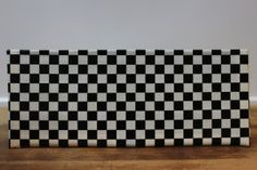 Duct Tape Wallet (Bi-Fold) - Checkerboard, $15.  We are also on Etsy at:  www.junorduck.etsy.com.