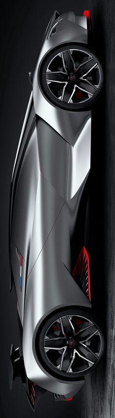 Peugeot Vision Gran Turismo by Levon