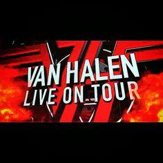 """VAN HALEN ★LIVE ON TOUR★..VAN HALEN INVADES THE HOLLYWOOD BOWL OCTOBER 2ND 2015!"" #evh #eddievanhalen #alexvanhalen #diamonddave #davidleeroth #michaelanthony #Vintage #Klassik #Classic #Rock #Music #History #VANHALENLiveOnTour #Live #Touring #HollywoodBowl #October #vantastikhistory #Vantastik #VanHalen #vanhalenhistory"