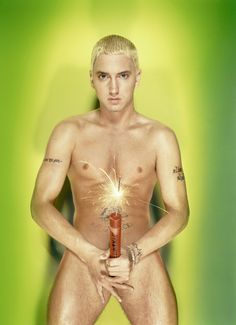Eminem by David Lachapelle