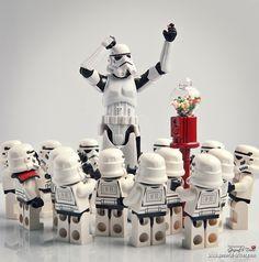 Unlikely Star Wars LEGO Scenes | ShortList Magazine