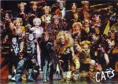 Cats the Musical... Loved this play