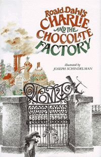An ESSENTIAL read for childhood. Essential. It is momentous.   Charlie and the Chocolate Factory. Roald Dahl. He should be canonized.