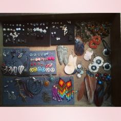 I kind of like earrings #fashion #style #accessories #earrings #love #collection