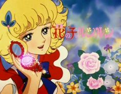 Lulù l'angelo dei fiori.Incredibile majokko anime sul mondo dei fiori ...riuscirà la nostra eroina a trovare il mitico fiore dei sette colori? Lo so ke già sapete al risposta :-)