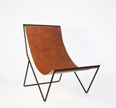 Sit and Read Sling Chair by Kyle Garner