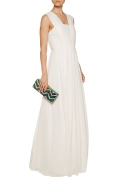 https://www.theoutnet.com/en-US/Shop/Product/Badgley-Mischka/Pleated-georgette-gown/775321